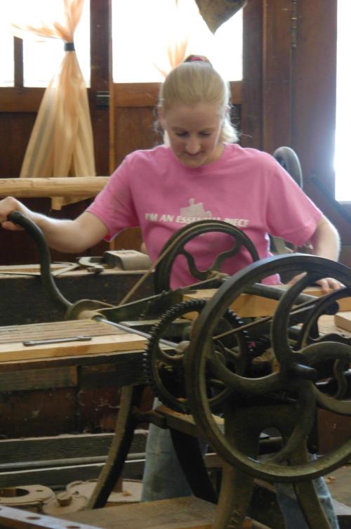 Franklin Broom Works